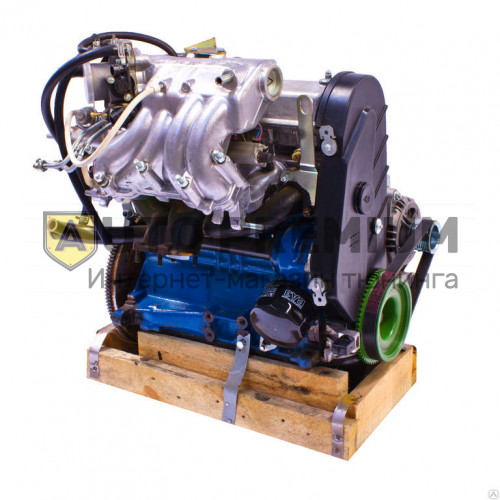 Двигатель ВАЗ 2111-100026080 в сборе для ВАЗ 2108-15, 2110-12